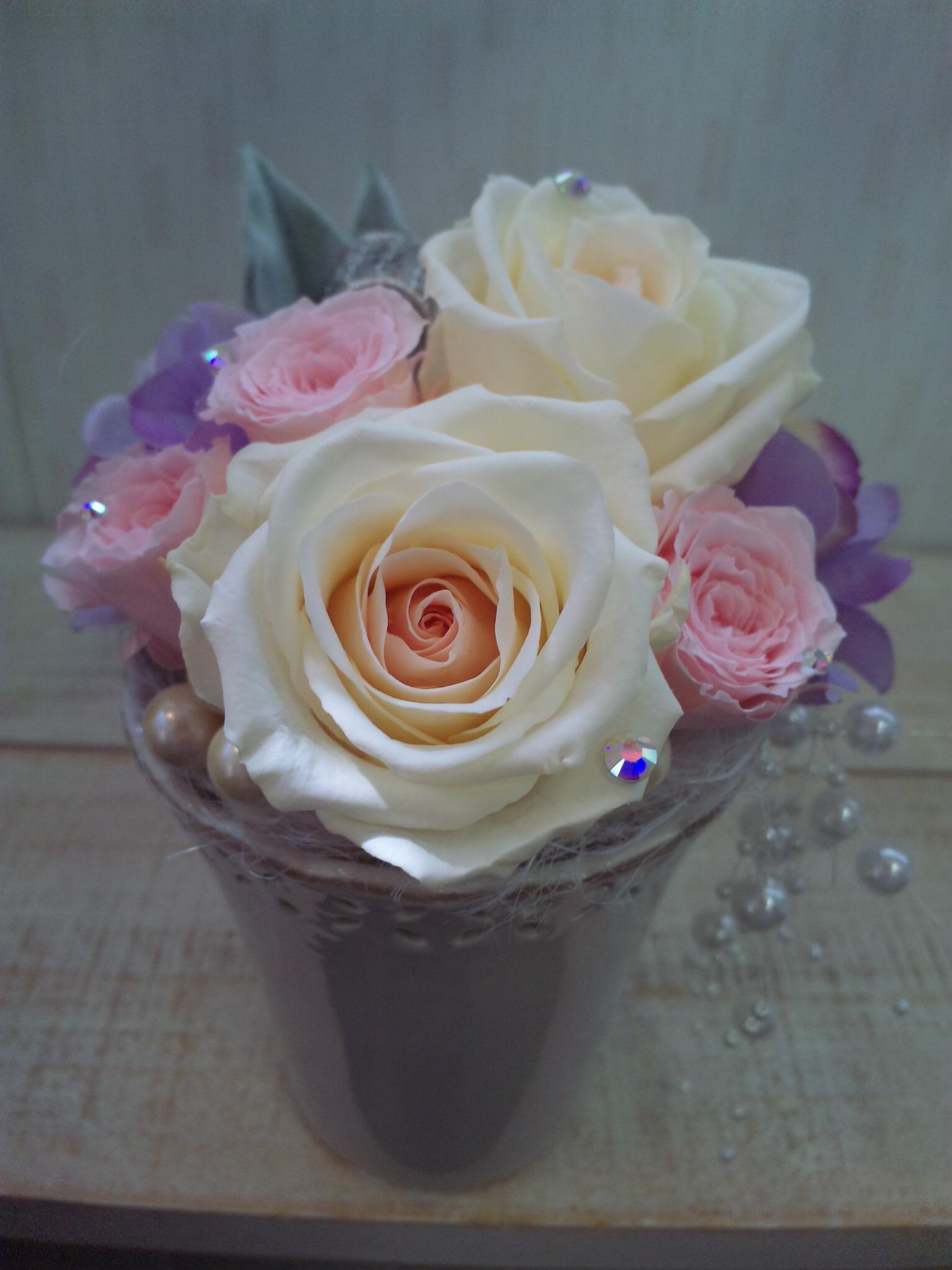 Raviで贈る花☆