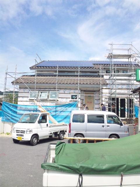 太陽光発電☆