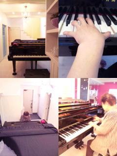 ピアノも引っ越し☆