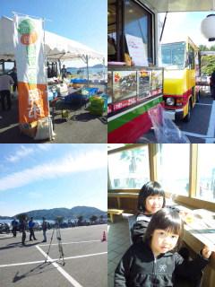 陸奥キャンプ場にて☆